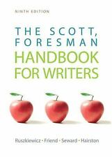 The Scott, Foresman Handbook for Writers (9th Edition) by Ruszkiewicz, John J.,