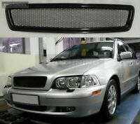 For Volvo S40 V40 MK1 V front BLACK grill sport debadgeless grille debadged hood