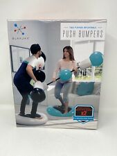 Blakjax Inflatable Push Bumpers For 2 Players, Indoor/ Outdoor (NIB)
