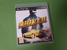 Driver San Franscisco Sony Playstation 3 PS3 Game - Ubisoft