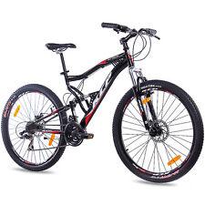 "27,5"" pulgadas MTB mountainbike bicicleta rueda KCP Attack 21g Shimano negro B-Ware"