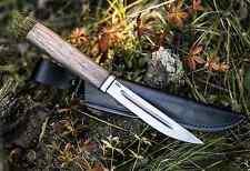 yakut yakutia Camping Fishing Hunting knife Zlatoust Russian wood nut A&R knives