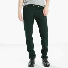 Jeans verts Levi's 501 pour homme
