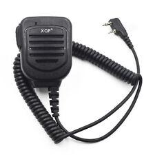 Waterproof Speaker Mic for Kenwood TK2000 TK3000 TK2107 TK3107 TYT MD380 MD390
