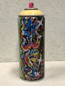 Ironlak Limited Edition BERST Tito Spray Graffiti Can
