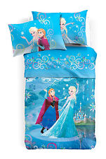 Copriletto Trapuntino Frozen Magic Digitale Elsa Anna Principesse Disney Caleffi