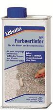 Lithofin MN Farbvertiefer,Imprägnierung,Reiniger,Putzmittel 1 Liter