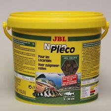 JBL Novopleco 5,5 L, Alimento Principal para Pequeños y Medio Saugwelse