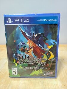 Witch and the Hundred Knight -- Revival Edition ps4 Factory sealed (NTSC)