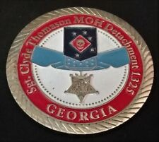 RARE USMC Sgt Thomason USMC US Marine Corps Medal of Honor MoH US Challenge Coin