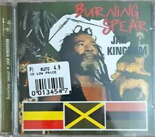 Burning Spear – Jah Kingdom Cd Sigillato Sealed