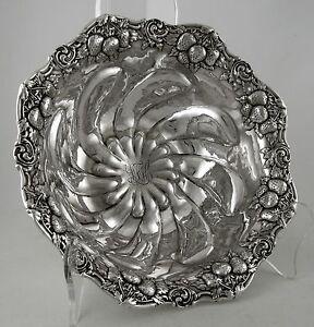 Sterling Woodside STRAWBERRY pattern bowl