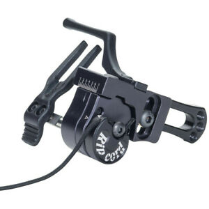 Ripcord Max Drop-Away Arrow Rest for Compound Bow Hunting Archery - LH or RH