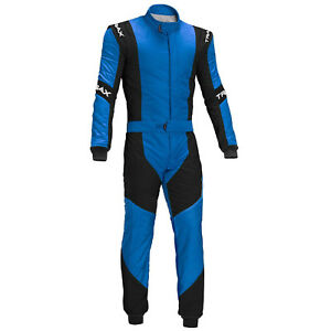 Car Racing Extra Light SFI Approved Nomex Car Rally Racing Track Race Suit Trax
