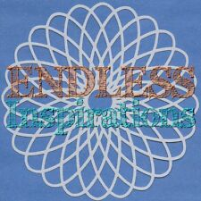 "6""x6"" Endless Inspirations Stencil, Spirograph 2 - Free US Shipping"