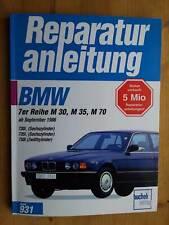 BMW 7er E32 730 735 750 i Reparaturanleitung Handbuch