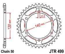 JT Sprockets Steel Rear Sprocket 48T 530 Pitch JTR499.48