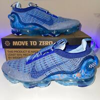 "Nike Air Vapormax 2020 Flyknit ""Stone Blue"" CT1823-400 Men's Sizes NEW"