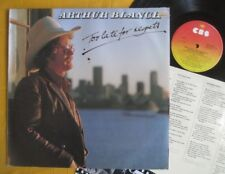 Arthur Blanch (Australian country) Lp - Too Late For Regrets