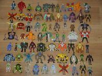 Ben 10 Action Figures 10cm_single_bundle_lot_set_Huge Choice_120+ figures_choose
