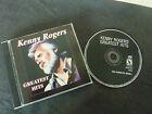 KENNY ROGERS GREATEST HITS ULTRA RARE AUSTRALIAN CD!