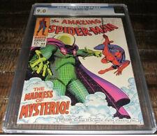 Amazing Spider-Man #66 CGC 9.0 Mysterio Appearance! Marvel Comics, Avengers, MCU