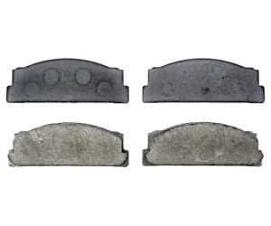 Disc Brake Pad Set-Element3; Organic Front Raybestos PGD54