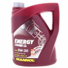 5 Liter MANNOL Energy Combi LL 5W-30 API SN CF Motoröl 5W30 4036021501307