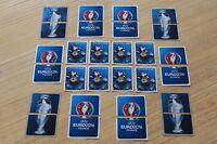 Panini Euro 2016 France EM 10/20/30/50/100 oder 200 Sticker aussuchen mit Team!