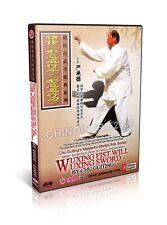 Chinese Kungfu Hsing Xingyi Wuxing Fist & Xingyi Wuxing Sword by Chu Guiting Dvd