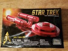Sdcc 2016 Mattel Star Trek Uss Enterprise Mega Bloks 50Th Original Series Red