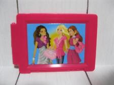 Replacement SNAP ON PINK TELEVISION TV SET-2008 Barbie Doll Party Cruise Ship