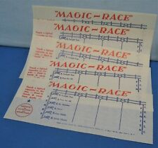 Horse Race ~ Saloon & Tavern Gambling Game 1940's Spark-O-Matic Action