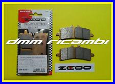 4 Pastiglie freno anteriori Racing ZCOO EX BIMOTA BB3 1000 14>15 2014 2015 DID