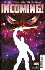 Incoming #1 Marvel Comics 2019 1:25 Jacinto Variant