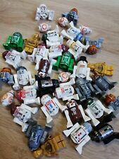 LEGO Star Wars Minifigure Droids & Robot Packs x5 figs per pack - Great Mix