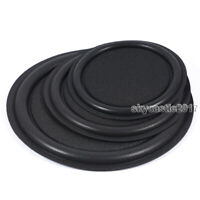 2pcs 5/6/8 inch Speaker Passive Radiator Auxiliary Booster Bass Vibration Plate