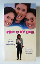 This Is My Life (VHS, 1992) Julie Kavner Dan Aykroyd Carrie Fisher Nora Ephron