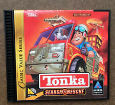 Tonka Search and Rescue PC ROM Game 1997 Windows 95