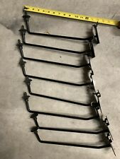 Slatwall Cymbal Hooks Lot (8)