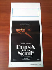 REGINA DELLA NOTTE locandina poster Cérémonie d'amour Pierro Borowczyk AJ28