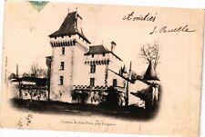 CPA Périgueux-Cháteau du Lieu Dieu (233262)