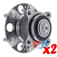 Pack of 2 Rear Wheel Hub Bearing Assembly replace 512353 HA590202 BR930485