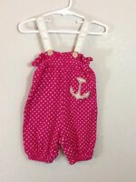 Harajuku Mini Outfit Girls Infant Baby Jumper Romper Sleeveless Size 9 Months