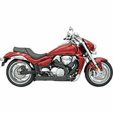 Bassani M109 VZR 1800 Pro Street Turn Out Exhaust System in Black SM9-3TOB
