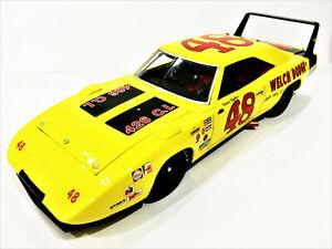 James Hylton University Of Racing #48 Welch 1970 Dodge Charger Daytona Custom