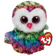 TY Beanie Babies Beanie Boo's Beanie Boos Brand New with tags Owen the owl