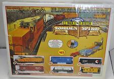 Vintage Bachmann HO Golden Spike E-Z track 163 pieces Train Set SEALED