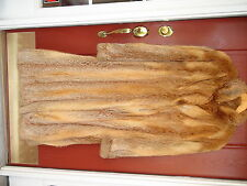 Ton van Leeuwen Bontmode Ladies Real Red Fox Coat size16,47,5 in made in Holland