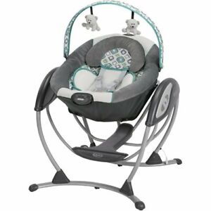 Graco Glider LX Gliding Baby Swing, Affinia Series